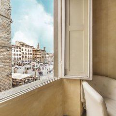 Апартаменты Piccolo Signoria Apartment Флоренция балкон