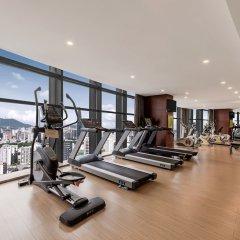 Huaqiang Plaza Hotel Shenzhen фитнесс-зал фото 2