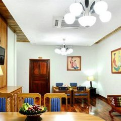 Vansana LuangPrabang Hotel комната для гостей фото 5