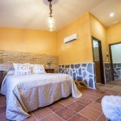 Отель Finca Encinar de las Flores комната для гостей фото 2