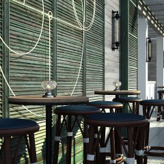 Отель H10 Madison Испания, Барселона - отзывы, цены и фото номеров - забронировать отель H10 Madison онлайн балкон