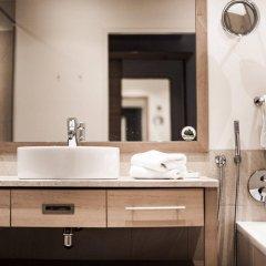 Die Wasnerin G'sund & Natur Hotel ванная