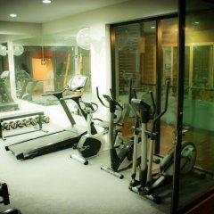 Отель Double D Boutique Residence фитнесс-зал фото 4