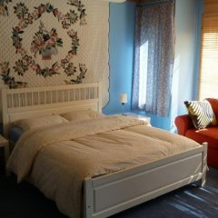 Отель Kerstins Chalet Bed & Breakfast комната для гостей фото 3