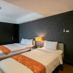 Отель Lily Residence Бангкок комната для гостей фото 3