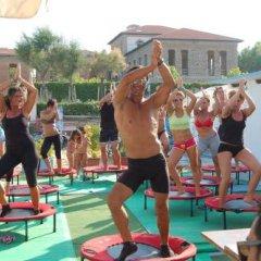 Hotel Santanna фитнесс-зал фото 3