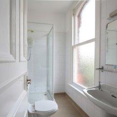 Отель Sefton Park Hotel Великобритания, Ливерпуль - отзывы, цены и фото номеров - забронировать отель Sefton Park Hotel онлайн ванная