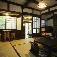 Отель Aso no Yamaboushi Япония, Минамиогуни - отзывы, цены и фото номеров - забронировать отель Aso no Yamaboushi онлайн комната для гостей фото 4