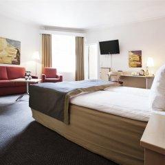 Отель Best Western Hotel Hebron Дания, Копенгаген - 2 отзыва об отеле, цены и фото номеров - забронировать отель Best Western Hotel Hebron онлайн комната для гостей фото 3