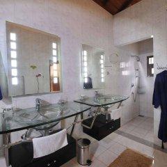 Отель Dalmanuta Gardens Шри-Ланка, Бентота - отзывы, цены и фото номеров - забронировать отель Dalmanuta Gardens онлайн ванная фото 2