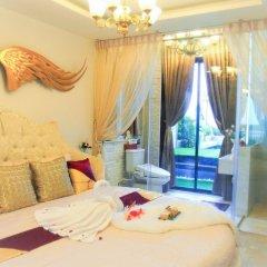 Отель Zenithar Penthouse Sukhumvit комната для гостей