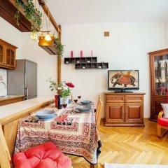 Отель Little Home - Old Town 3 Польша, Варшава - отзывы, цены и фото номеров - забронировать отель Little Home - Old Town 3 онлайн комната для гостей фото 4