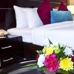 Отель Landmark Riqqa Дубай в номере