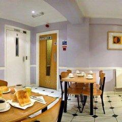 Отель Comfort Inn St Pancras - Kings Cross питание