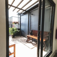 Post Factory Bed & Breakfast Sathorn Hostel - Adults Only Бангкок фото 15