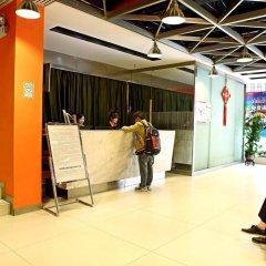 Отель 4th Zhongshan Road Garden Inn интерьер отеля фото 3