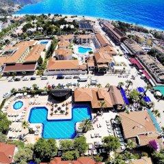 Отель Liberty Hotels Oludeniz спортивное сооружение