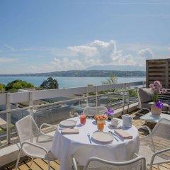 Отель N'vY Manotel Швейцария, Женева - 1 отзыв об отеле, цены и фото номеров - забронировать отель N'vY Manotel онлайн пляж