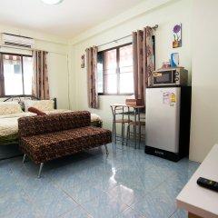Отель Pattaya Holiday Lodge Паттайя удобства в номере
