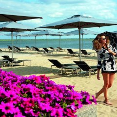 Sunray Hotel пляж фото 2