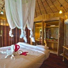 Отель Koh Tao Bamboo Huts Таиланд, Остров Тау - отзывы, цены и фото номеров - забронировать отель Koh Tao Bamboo Huts онлайн комната для гостей