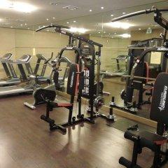 Hotel AIRPORT фитнесс-зал