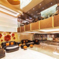 Отель D'corbiz Индия, Лакхнау - отзывы, цены и фото номеров - забронировать отель D'corbiz онлайн интерьер отеля фото 3