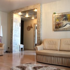 Апартаменты Sacvoyage Apartment on Prospekt Lenina, 6 комната для гостей фото 5