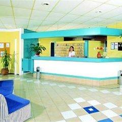 Отель Rhodes Beach Греция, Родос - отзывы, цены и фото номеров - забронировать отель Rhodes Beach онлайн интерьер отеля