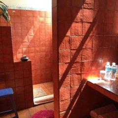 Отель Maria Del Alma Guest House Мексика, Мехико - отзывы, цены и фото номеров - забронировать отель Maria Del Alma Guest House онлайн ванная