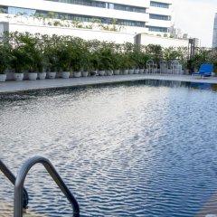 Bangkok Hotel Lotus Sukhumvit Бангкок приотельная территория