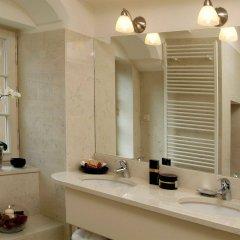 Отель Appia Hotel Residences Чехия, Прага - 1 отзыв об отеле, цены и фото номеров - забронировать отель Appia Hotel Residences онлайн ванная