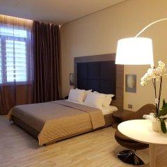 Отель Sky Hotel Албания, Тирана - отзывы, цены и фото номеров - забронировать отель Sky Hotel онлайн комната для гостей фото 3