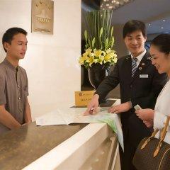 Отель Hangzhou Hua Chen International гостиничный бар