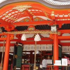 Daiichi Grand Hotel Kobe Sannomiya Кобе развлечения