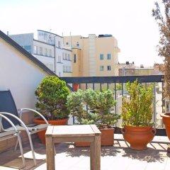 Апартаменты City Center Prague Apartments балкон