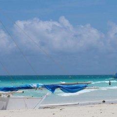 Отель Isla Gecko Resort Филиппины, остров Боракай - отзывы, цены и фото номеров - забронировать отель Isla Gecko Resort онлайн пляж фото 2