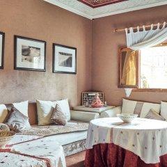 Отель Riad Ouarzazate Марокко, Уарзазат - отзывы, цены и фото номеров - забронировать отель Riad Ouarzazate онлайн комната для гостей фото 2