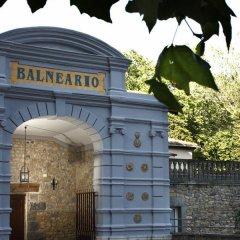 Hotel Balneario Parque De Alceda городской автобус