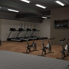 Отель Hilton Guatemala City фитнесс-зал фото 2