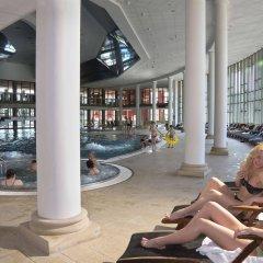Отель Metropol Чехия, Франтишкови-Лазне - отзывы, цены и фото номеров - забронировать отель Metropol онлайн бассейн фото 2