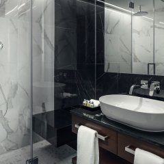 Отель KING DAVID Prague Чехия, Прага - 8 отзывов об отеле, цены и фото номеров - забронировать отель KING DAVID Prague онлайн ванная фото 2