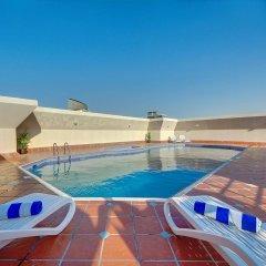Al Manar Grand Hotel Apartment бассейн фото 3