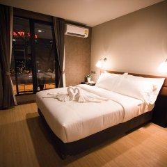 Отель C U Inn Bangkok Таиланд, Бангкок - отзывы, цены и фото номеров - забронировать отель C U Inn Bangkok онлайн комната для гостей