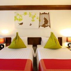 Отель Kamala Beach Resort a Sunprime Resort 4* Номер Делюкс с различными типами кроватей фото 3