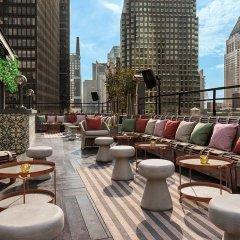 Отель Dream Downtown США, Нью-Йорк - отзывы, цены и фото номеров - забронировать отель Dream Downtown онлайн бассейн фото 2