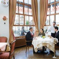 Hotel Storchen питание фото 3