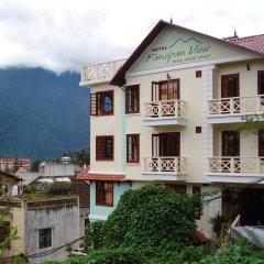 Fansipan View Hotel балкон