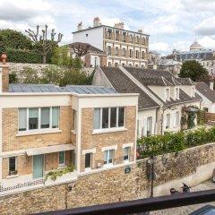 Апартаменты Studio Rue Lepic Париж балкон