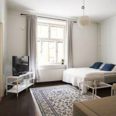 Отель 2ndhomes Merimiehenkatu Apartment Финляндия, Хельсинки - отзывы, цены и фото номеров - забронировать отель 2ndhomes Merimiehenkatu Apartment онлайн комната для гостей фото 4